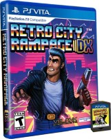 Retro City Rampage DX (PS Vita)