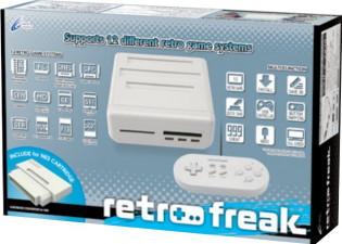 Console Retro Freak