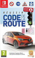 Réussir : Code de la Route (Switch)