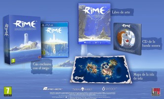 Rime édition collector (PS4)