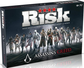 "Risk ""Assassin's Creed"""