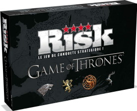 """Risk """"Game of Thrones"""""""
