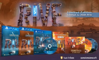 Rive édition collector (PS4)