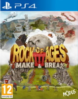 Rock of Ages III: Make & Break (PS4)