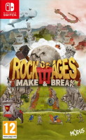 Rock of Ages III: Make & Break (Switch)