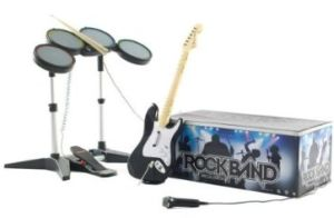 Pack d'instruments Rock Band