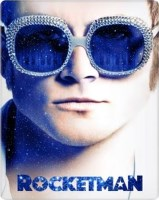 Rocketman édition steelbook (blu-ray 4K)