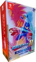 Rockman 11 édition collector (Switch)