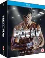Rocky : Heavyweight collection (blu-ray)