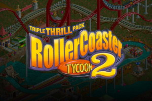 RollerCoaster Tycoon 2: Triple Thrill Pack (Windows)