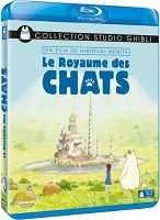 Le Royaume des chats (blu-ray)
