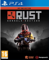Rust: Console Edition édition Day One (PS4)