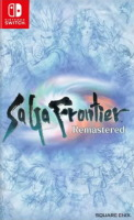 SaGa Frontier Remastered (Switch)