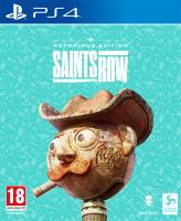 Saints Row édition Notorious (PS4)