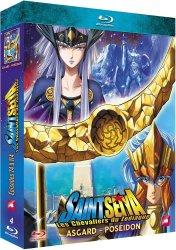Saint Seiya - Les chevaliers du Zodiaque : Asgard/Poséidon (blu-ray)