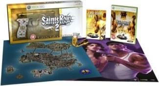 Saints Row 2 édition collector (xbox 360)