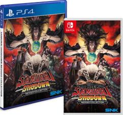 Samurai Shodown Neo Geo Collection (Switch, PS4)