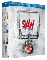 Saw : intégrale (blu-ray)