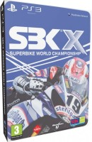 SBK X: Superbike World Championship Special Edition (PS3)
