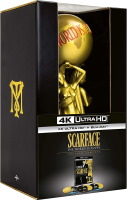 """Scarface édition limitée """"The World is Yours"""" (blu-ray 4K)"""
