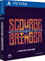 ScourgeBringer édition limitée (PS Vita)