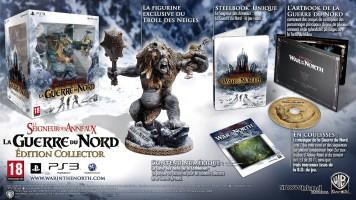 Le Seigneur des anneaux : la guerre du Nord - édition collector