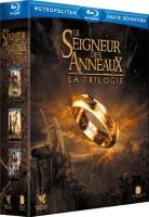 """Trilogie """"Le seigneur des anneaux"""" (blu-ray)"""