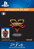 "Season Pass ""Street Fighter V"""