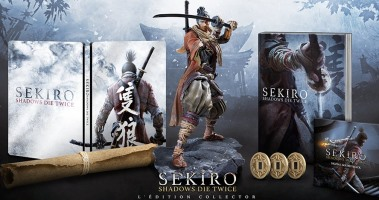 Sekiro : Shadows Die Twice édition collector