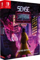 Sense: A Cyberpunk Ghost Story édition limitée (Switch)