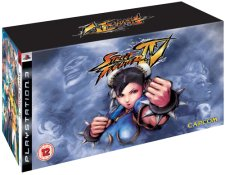 Street Fighter IV édition collector (PS3)