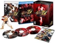 Street Fighter IV édition collector USA (PS3)