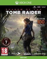 Shadow of the Tomb Raider édition définitive (Xbox One)