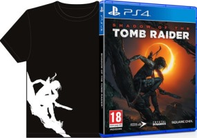 Shadow of the Tomb Raider (PS4) + t-shirt offert