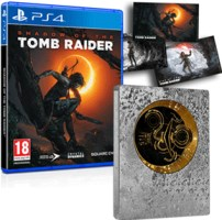 Shadow of the Tomb Raider édition steelbook (PS4)