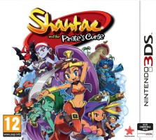 Shantae and the Pirate's Curse (3DS)