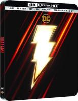 Shazam ! édition steelbook (blu-ray 4K)