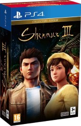 Shenmue III édition collector (PS4)