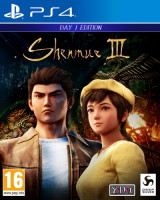 Shenmue III édition Day One (PS4)