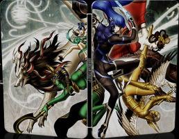 Shin Megami Tensei V édition steelbook (Switch)