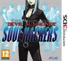 Shin Megami Tensei Devil Summoner Soul Hackers (3DS)
