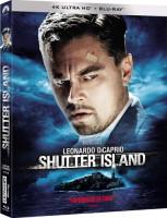 Shutter Island (blu-ray 4K)