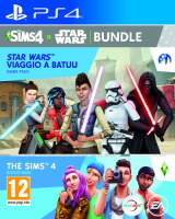 Les Sims 4 x Star Wars Collection (PS4)