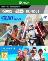 Les Sims 4 x Star Wars Collection (Xbox One)