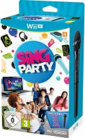 Sing Party + Micro (Wii U)