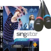 Singstar Hits + micros (PS3)
