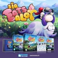 Sir Eatsalot édition limitée (PS Vita)