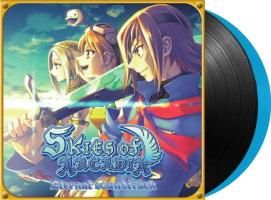 Skies of Arcadia: Eternal Soundtrack en vinyles