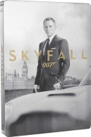 Skyfall édition steelbook (blu-ray)