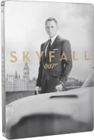 Skyfall édition limitée combo métal collector (blu-ray + DVD + 8 cartes postales)